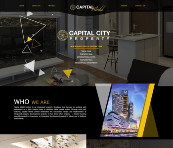 capital world